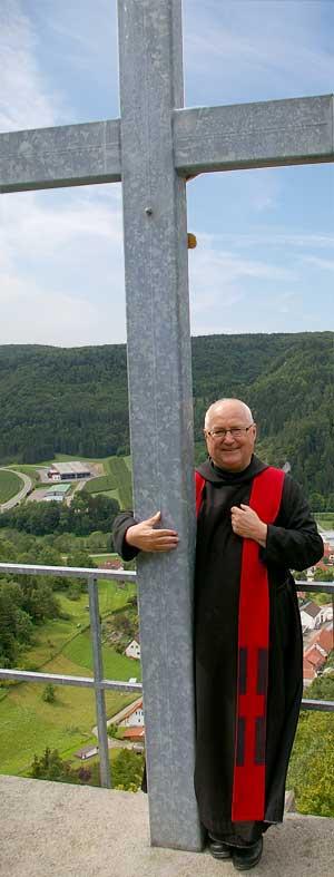 Pater Notker Hiegl OSB