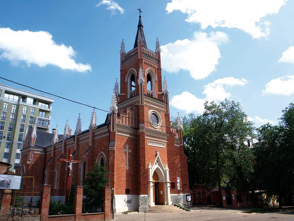 Bischofskirche Charkiw