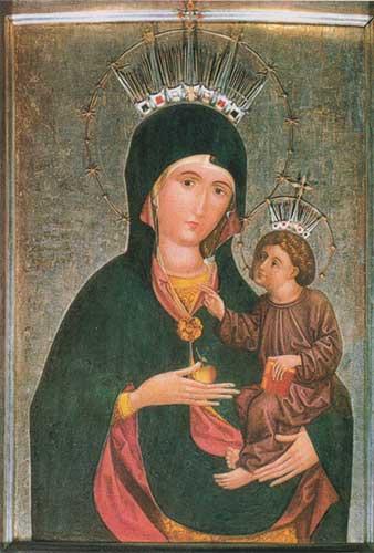 Maria von Opole (Ikone)
