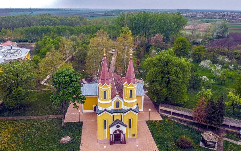 Doroslovo Wallfahrtskirche Maria Hilf