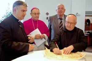 Rosenkranz-Gemeinschaft Maria Mutter Europas in Gibraltar