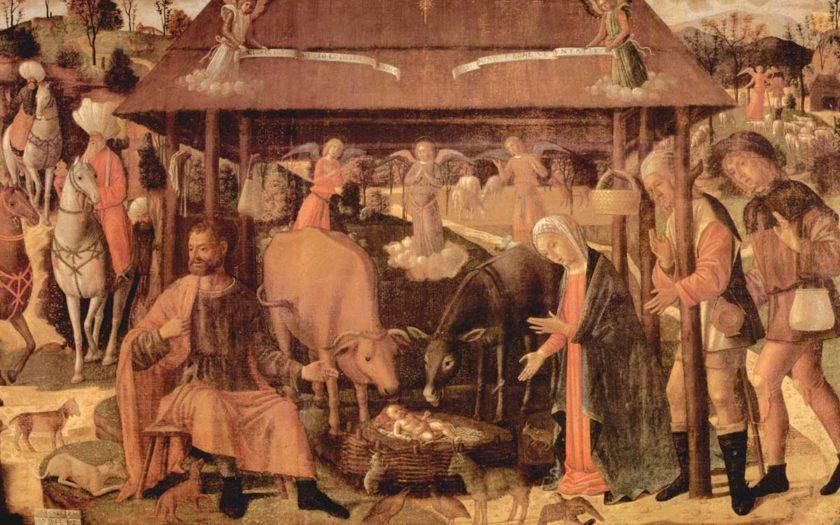 Giovanni di Niccolò Mansueti: Die Heiligen Drei Könige Öl auf Leinwand, um 1500