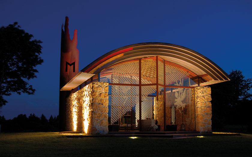 Kapelle Maria Mutter Europas Gnadenweiler